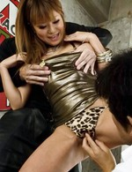 Kokoa Ayane Asian has cunt fingered and screwed by dudes in orgy