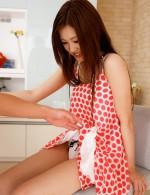 Suzuka Ishikawa the AV sweetheart sucks cock and gets a creampie